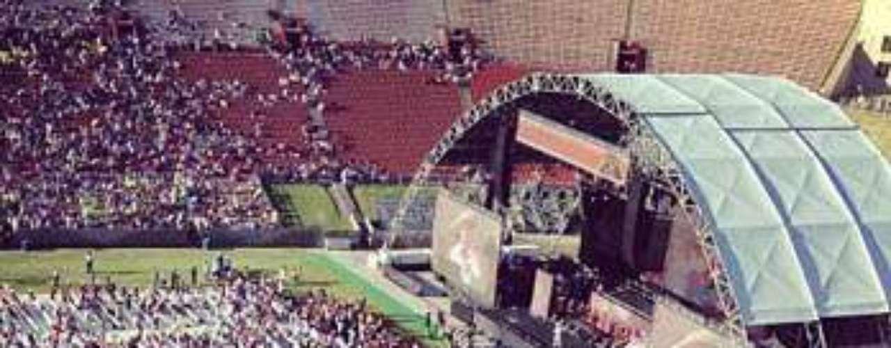 A la cita asistieron más de 50 mil creyentes en la Virgen de Guadalupe.