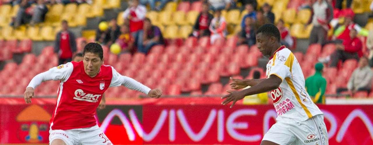 Diego Cabrera no pudo anotar, aunque de nuevo mostró entrega y sacrificio.