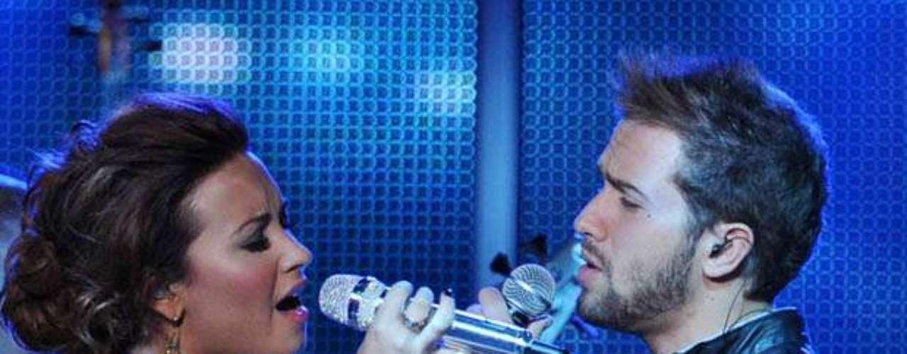 Pablo Alborán ft. Demi Lovato \
