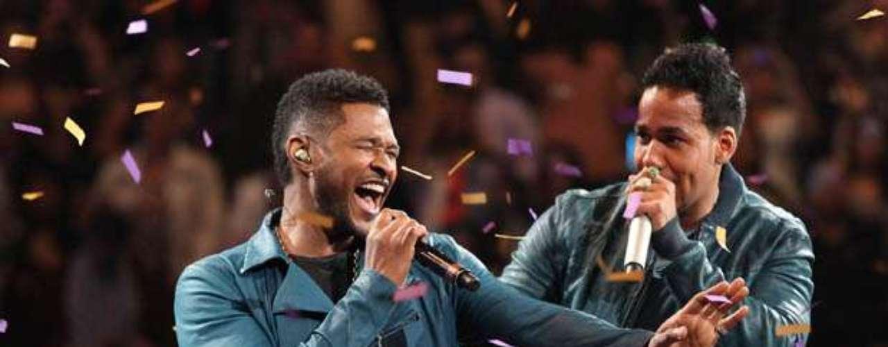 Romeo Santos ft. Usher - \