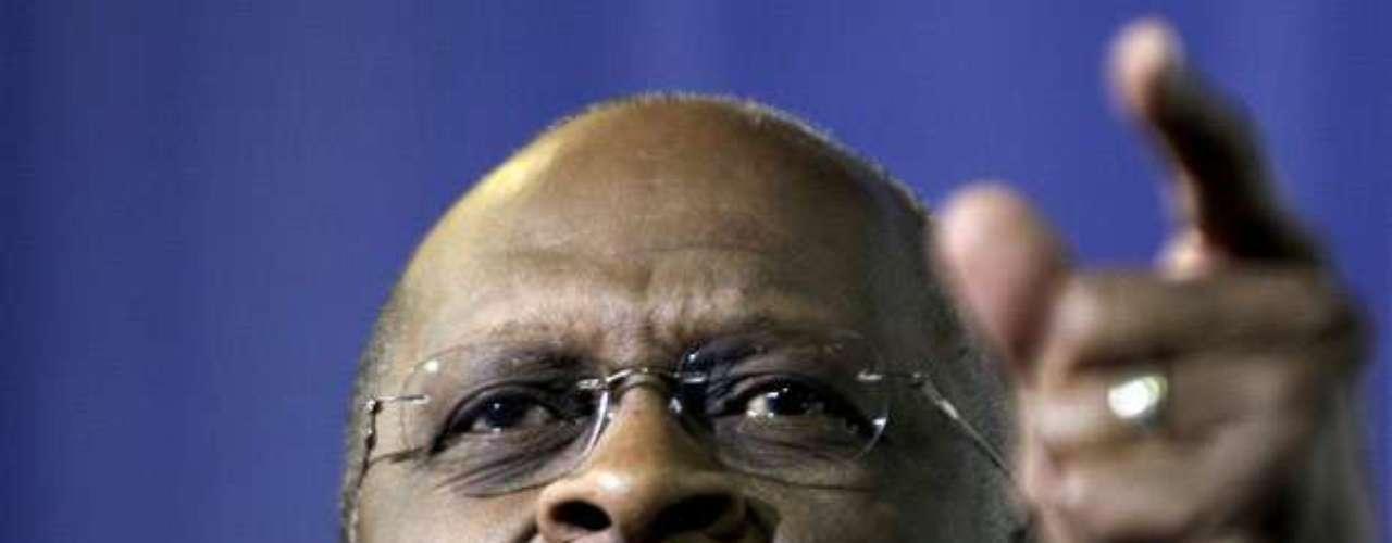 En noviembre, Page desafió una imagen que indicaba que dejaría Estados Unidos en caso de que el político negro Herman Cain fuese elegido presidente. \