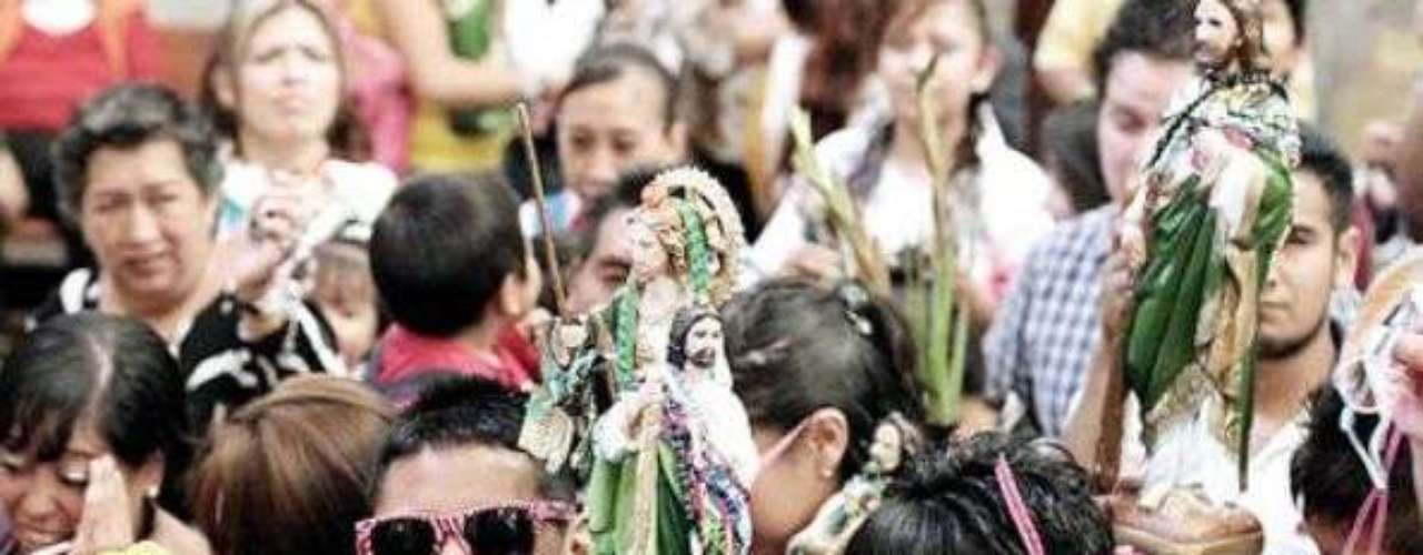 Aunque la canonización de San Judas Tadeo no causó polémica, este personaje es uno de los más taquilleros dentro del santoral. Es el ícono \
