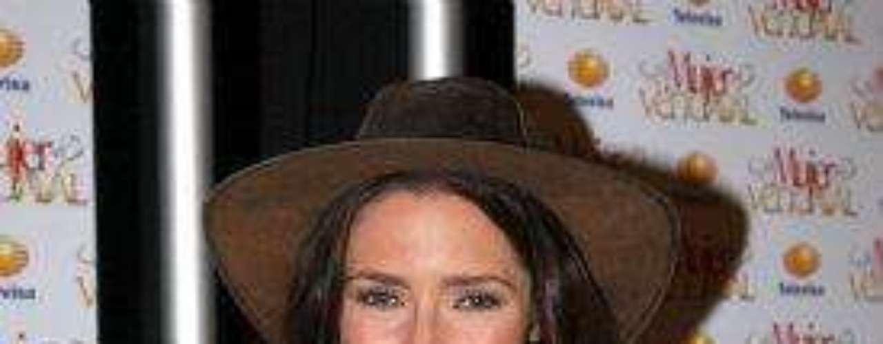 Échenle un vistazo a Ariadne Díaz. ¡Qué bella está! ¿Han notado que parece que los años no le pasaran? Bueno, la actriz nacida en Jalisco, México, dará vida a 'Marcela Morales'.