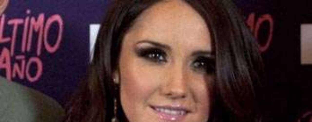 La estrella mexicana está acostumbrada a asistir bien destapada a los grandes eventos y esta no fue la excepción.