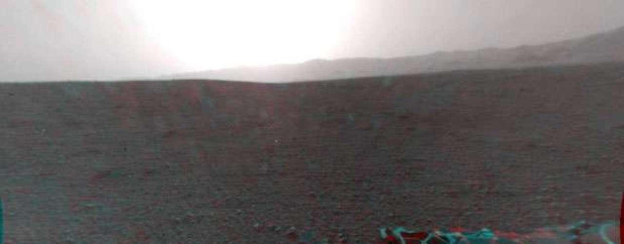 El vehículo robótico debe de determinar, en el transcurso de los dos próximos años, si el entorno marciano fue propicio a la vida microbiana en el pasado.