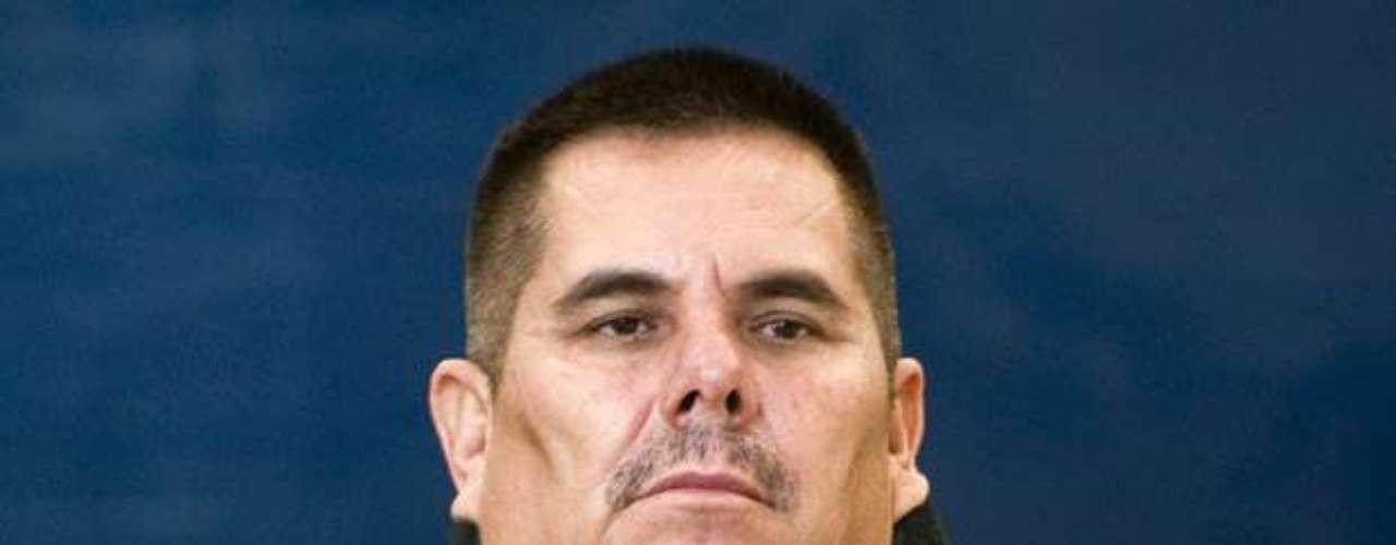 José de Jesús Méndez Vargas, identificado como 'El Chango' asumió el control de 'La Familia Michoacana' tras la muerte de Nazario Moreno. Sin embargo, no duró mucho en el cargo luego de ser detenido en junio del 2011 por las autoridades federales. Se le acusa de delincuencia organizada, contra la salud y homicidio calificado.
