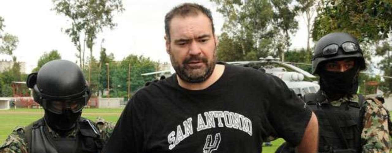 Sergio Villarreal, alias 'El Grande', trabajaba como teniente para el cartel de los Beltrán Leyva. Estaba acusado de múltiples asesinatos y otros delitos. Y luego de ser uno de los narcos más buscados, finalmente fue arrestado en septiembre del 2010 en el estado de Puebla. Posteriormente fue extraditado a EE.UU.