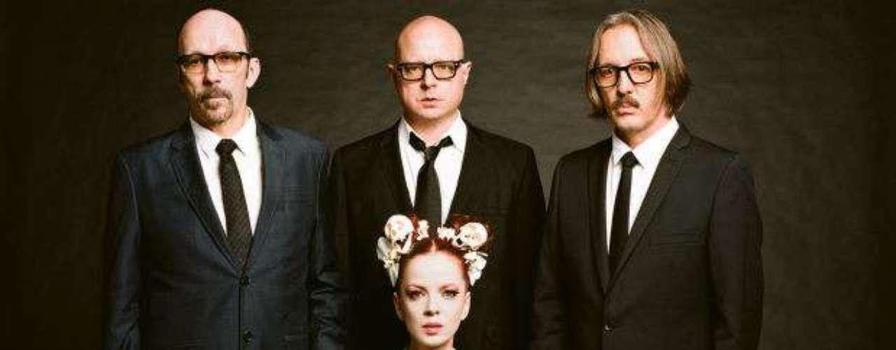 Referente noventero y éxito mundial desde su primer disco, la banda esocesa-americana Garbage encabeza el cartel del Festival Planeta Terra Perú 2012.