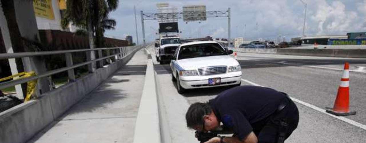 El indigente de Miami a quien un hombre le devoró gran parte del rostro dijo que su agresor lo atacó brutalmente sin que él lo provocara arrancándole \