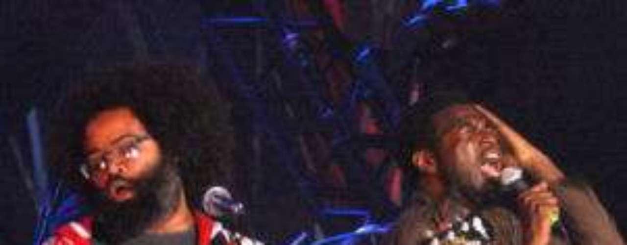 TV On The Radio estuvo en Latinoamérica en marzo de este año, como parte del festival Lollapalooza Chile.