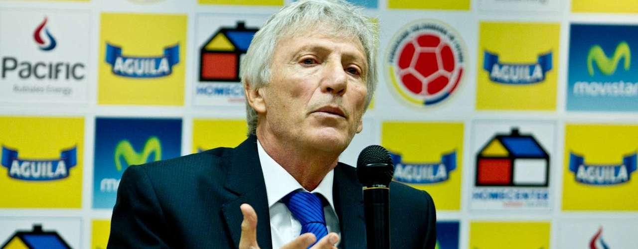 El técnico dijo que se tiene planeado jugar un amistoso contra el Atético de Madrid .