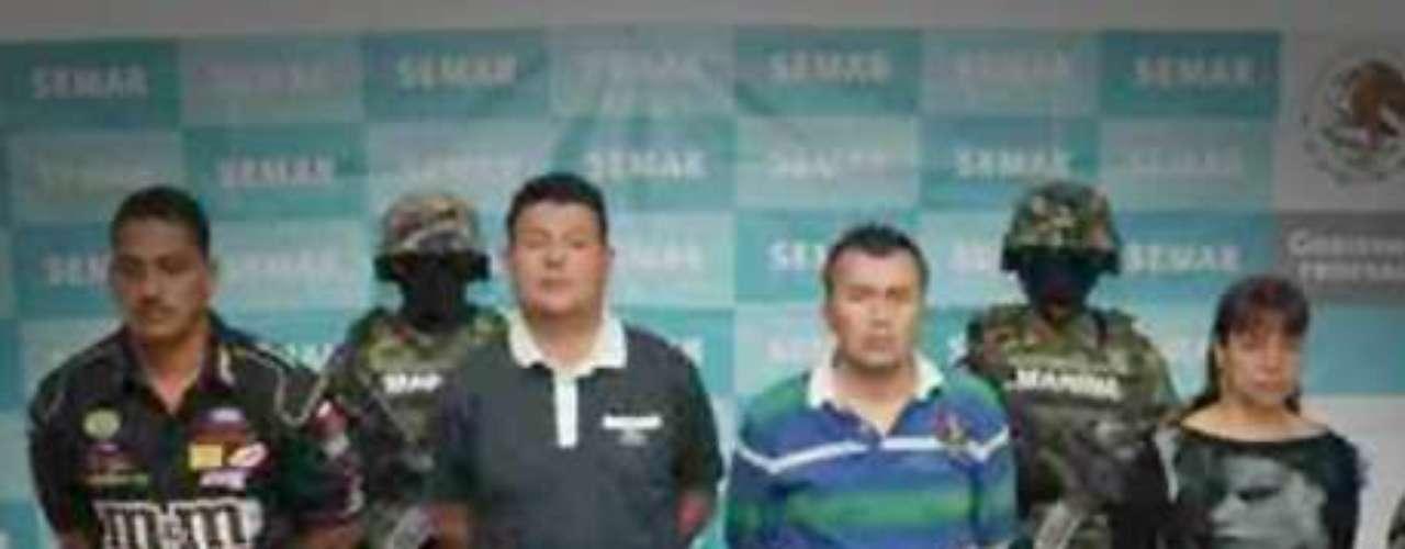 Otro capo de rango medio de los Zetas, William de Jesús Torres Solórzano, alias \