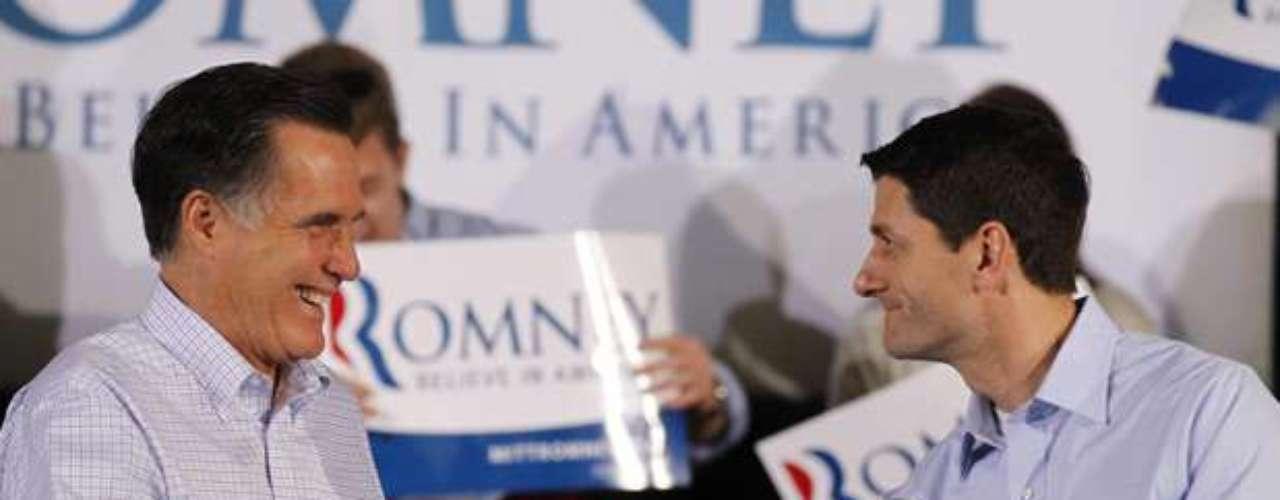 El candidato a VP republicano cuenta con una dilatada experiencia en Washington como congresista que puede servir de complemento a la experiencia como hombre de negocios de Romney.