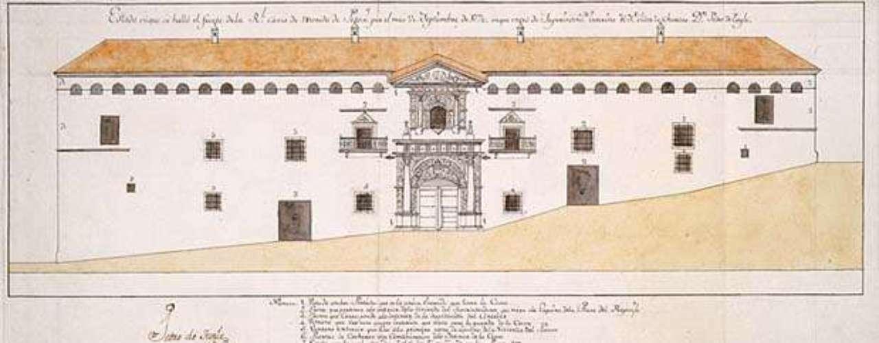 Los tesoros del Nuevo Mundo en imágenes. El Archivo General de Indias de Sevilla en España exhibe documentos relativos a la América colonial en la exposición \