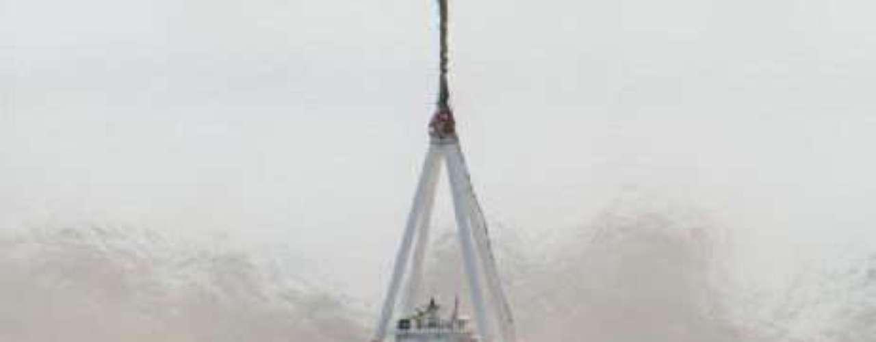 No hubo heridos en esta prueba fallida de un vuelo autónomo, dijo la NASA en un comunicado donde explicó que el aparato \