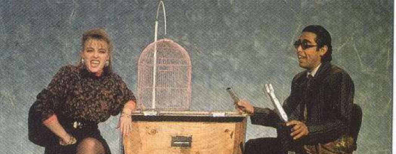 En 1995, Jaime Garzón, interpretando a Emerson de Francisco, presentó el noticiero Quac, un informativo de humor político, que informaba del acontecer nacional. Emerson de Francisco, el presentador.
