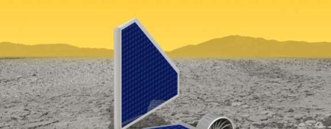 2. El Venus Landsailing Rover también forma parte del programa de la Nasa,  Innovative Advanced Concepts (NIAC). La primera fase incluirá el aterrizaje del robot de exploración Super Ball Bot y la creación de un sistema de purificación de aire para estudiar el planeta.