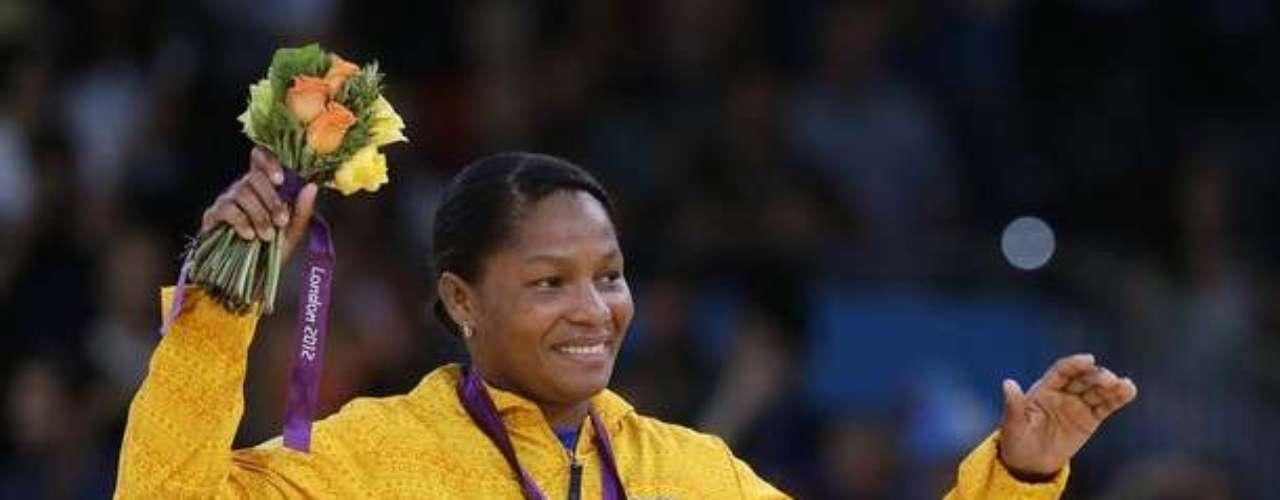 La judoca, Yuri Alvear, se llevó un merecido bronce tras una brillante actuación que en un descuido le quitó la posibilidad de disputar el oro
