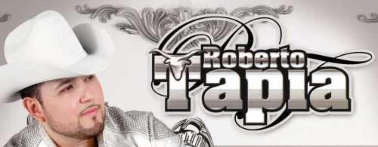 Roberto Tapia debutó con su nuevo disco \