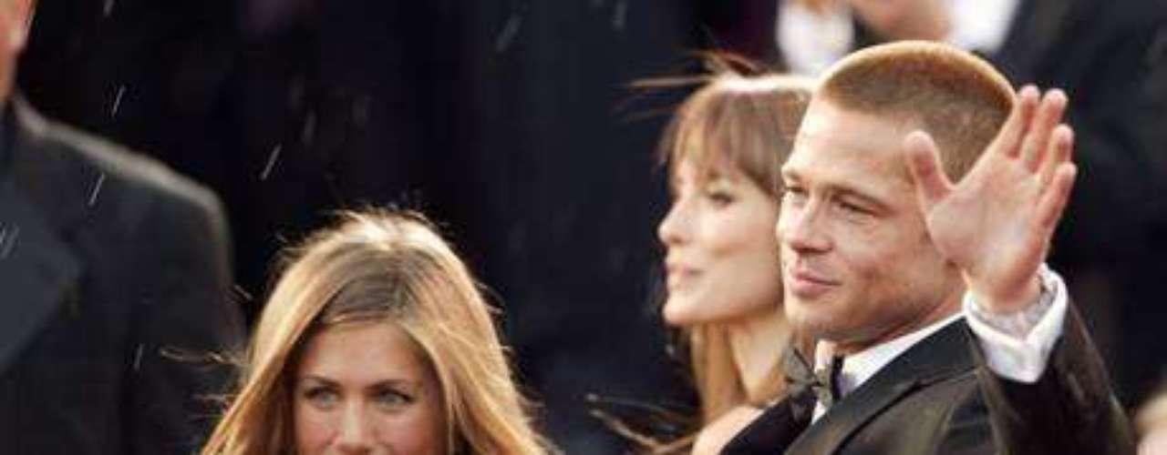 Brad Pitt - 1998. El galán de Hollywood estuvo casado durante siete años con \
