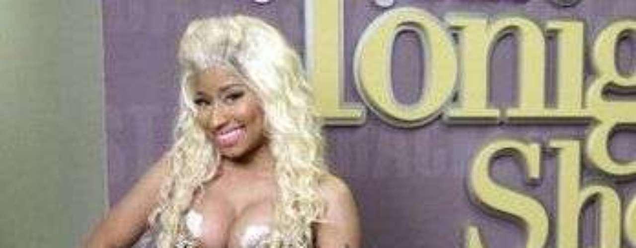 Nicki Minaj dejó con la boca abierta a todos al exponer sus \