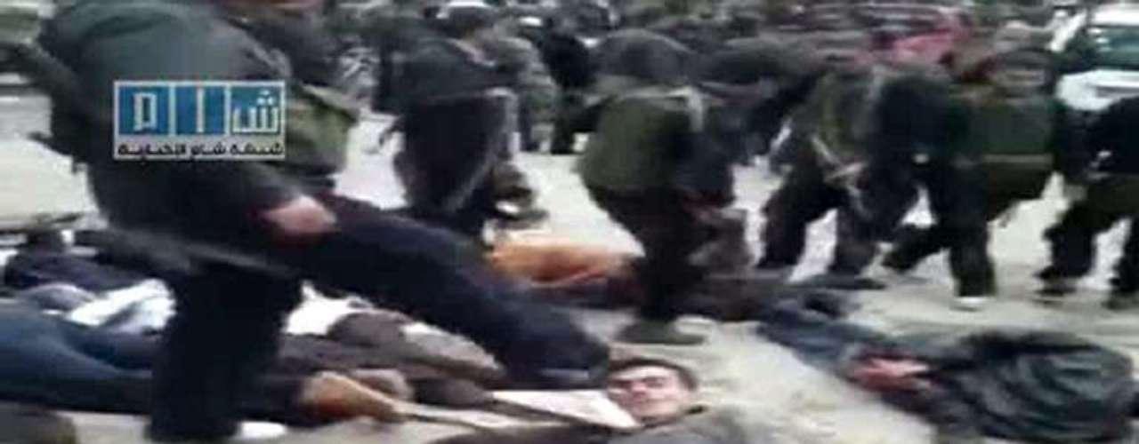 12/13 de septiembre de 2011: operación militar en Hama.