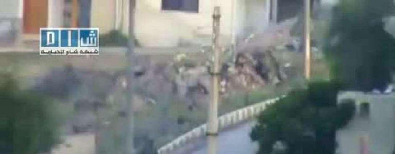 31 de julio de 2011: El Ejército asalta Hama y mueren al menos 97 personas.