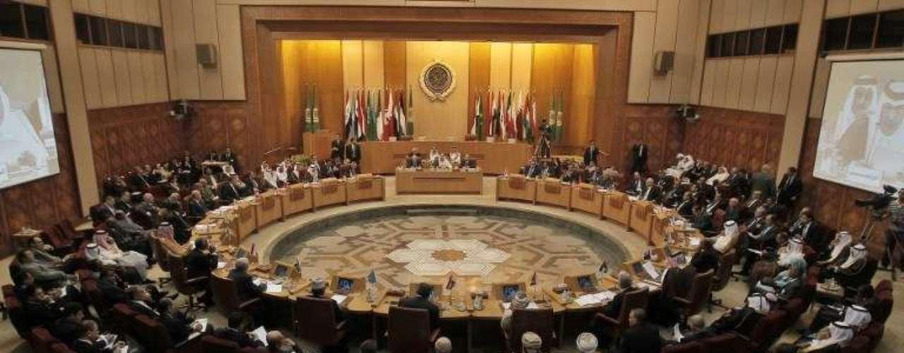 12 de noviembre de 2011: La Liga Árabe expulsa a Siria de la organización.