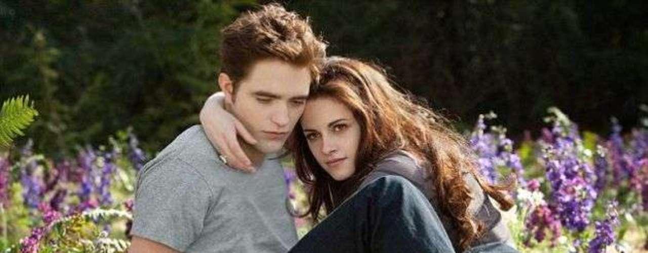 Kristen Stewart y Robert Pattinson en nuevas imágenes de \