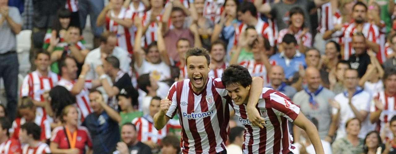 Tras una reacción feroz del Bilbao San José logró igualar el marcador a tres tantos.