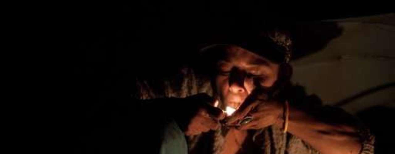 Duarte cree que los traficantes recurrieron al crack cuando se frenó un poco la venta de otras drogas en la ciudad.El capo de Mandela dijo que el crack incluso puso en duda la autoridad de los mafiosos. \