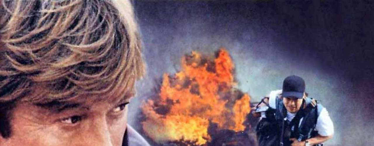 'Spy Game' (2001) se vio beneficiada por la presencia de Robert Redford y Brad Pitt, pareja de notable tirón comercial. Entre 'El fuego de la venganza' ( 2004) y 'Déjà Vu' (2006), ambas protagonizadas por Denzel Washington, rodó 'Domino' (2005), en la que Kiera Knightley daba vida a la cazarrecompensas Domino Harvey.