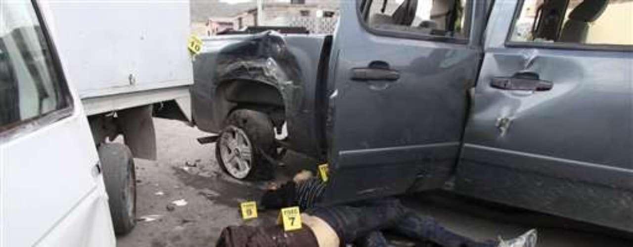 En términos relativos, tomando la referencia proporcional por cada 100.000 habitantes, el estado más violento fue Chihuahua, con 131 casos, aunque la cifra está un 30 % por debajo del nivel que presentaba en 2010.