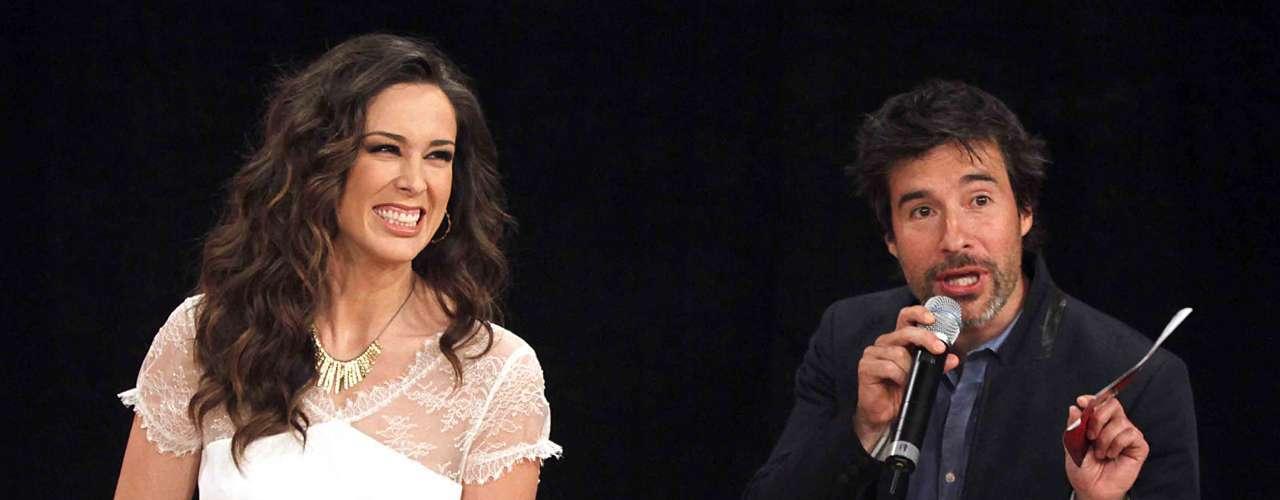 El productor Miguel Ángel Fox presentó el nuevo escenario de la emisión, que promete ser más espectacular que el anterior.