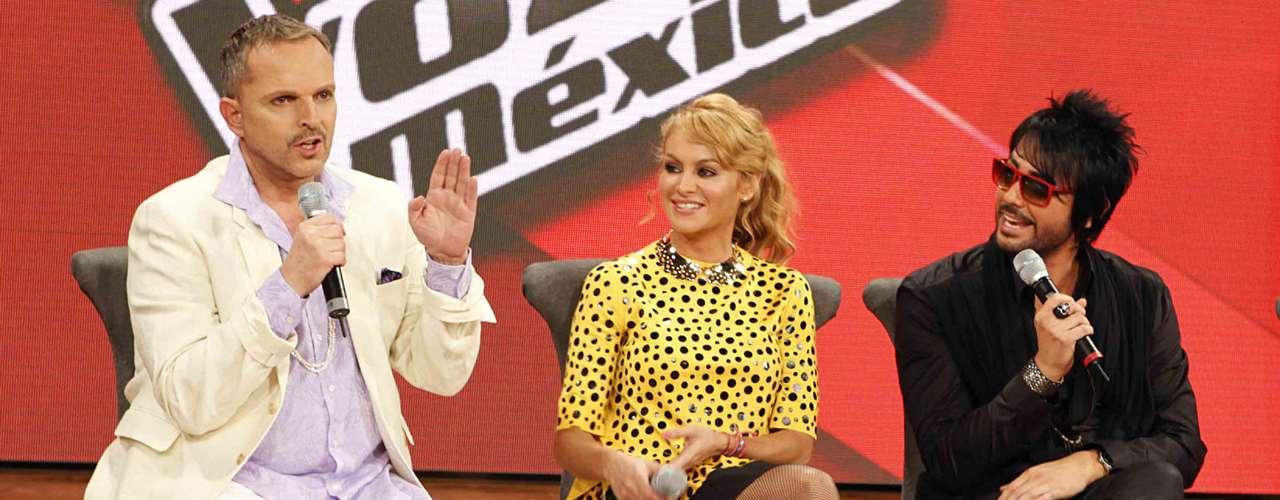 Las transmisiones de 'La Voz... México 2' comenzarán el 9 de septiembre por el Canal de las Estrellas.