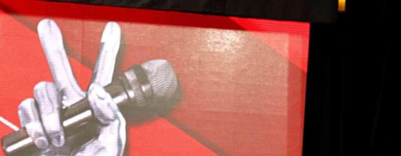 Miguel Bosé, Paulina Rubio, Beto Cuevas y Jenni Rivera, fueron presentados oficialmente como los coaches del programa musical 'La Voz... México 2'.