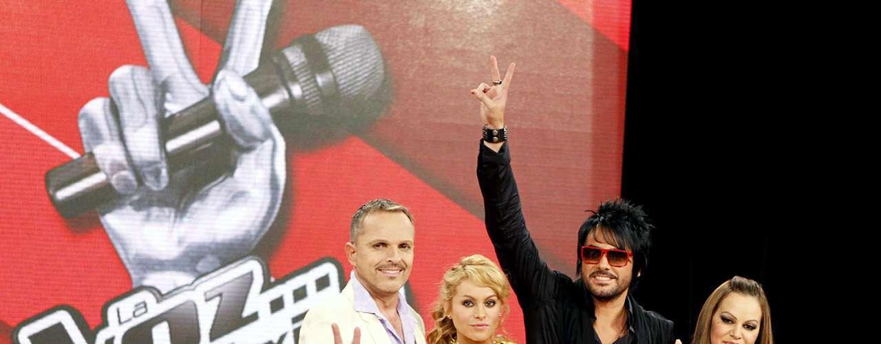 Los coaches de 'La Voz... México 2' hablaron con la prensa, sobre todo lo que tuvieron que dejar para integrarse de lleno al programa musical.