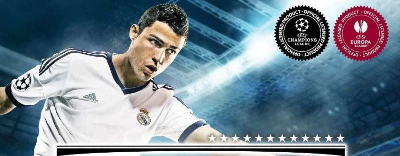 CR7 was confirmed for the most recent PES cover, which comes out in two months.