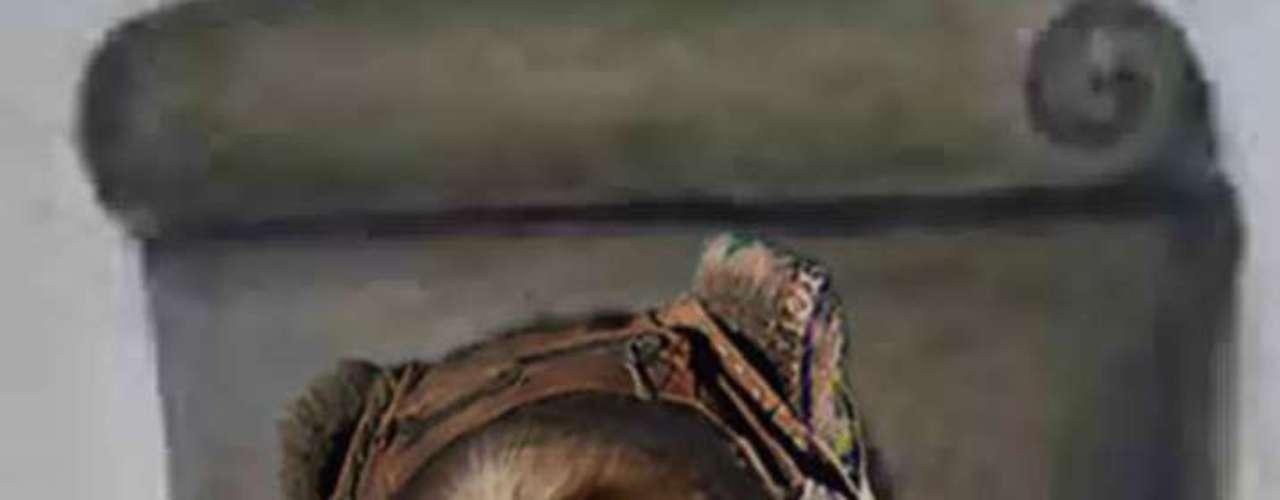 'Wicket', el ewok más popular de 'Star Wars', es otro de los 'ecce monos' que inundan la red.