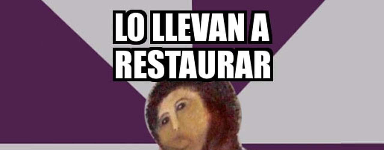 El 'Ecce Mono' se ha transformado en uno más de los memes que inundan la red.