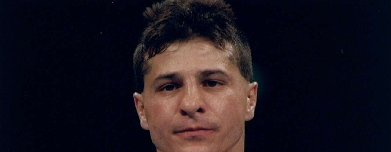 Tapia's father was murdered when his mother was reportedly pregnant with him, and she was brutally raped and murdered when he was eight years old. Tapia started boxing at age 9, won the Golden Gloves title in 1983, and he won the junior bantamweight title after turning pro in 1988, only to be suspended from boxing for testing positive for cocaine.