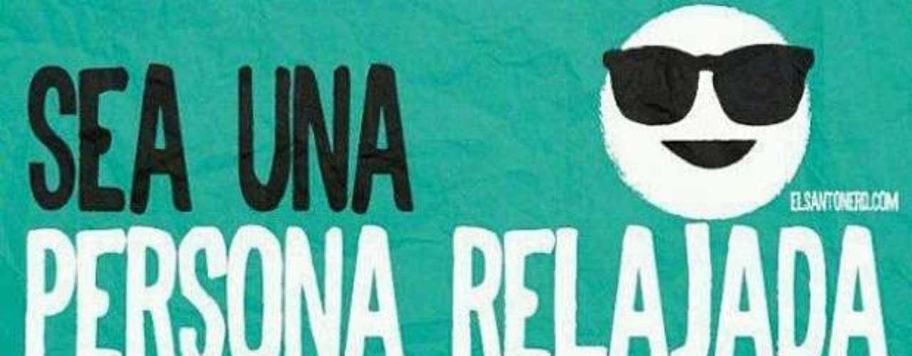 Alejandro Fernández utilizó Twitter para advertir a sus seguidores de la importancia de gozar de buena salud y de estar relajado, un estado que él ha alcanzado gracias a seguir tres sencillos consejos. \