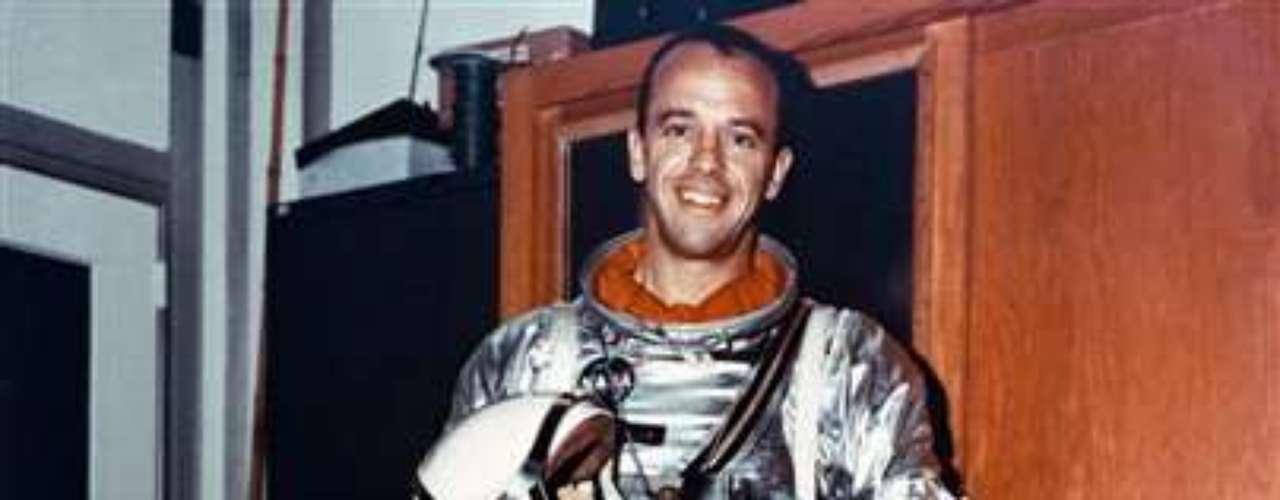 Alan Shepard. Apolo 14, 1971. 1923-1998.