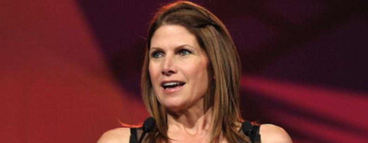 Mary Bono Mack es congresista republicana por California desde 1998 y debido a su escultural figura y su belleza, fue elegida en 2008 como la 17º política más \