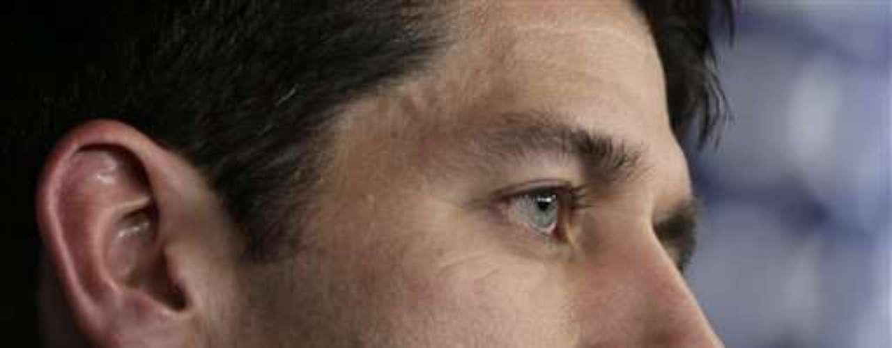 Paul Ryan fue elegido como compañero de fórmula por Mitt Romney, tiene raíces irlandesas y alemanas que se conjugaron para darle una belleza inconmensurable.