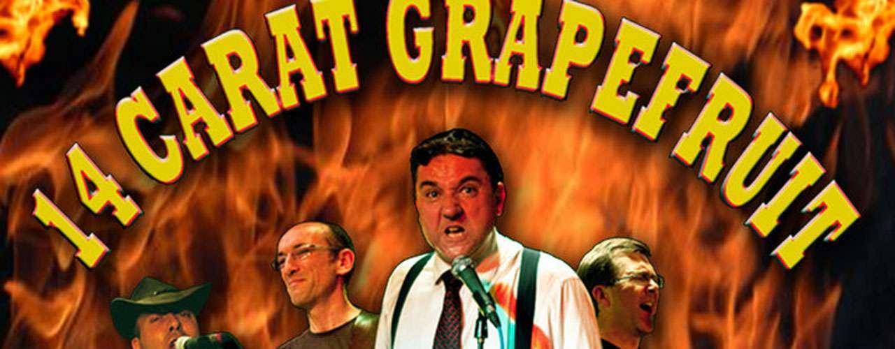 14 Carat Grapefruit