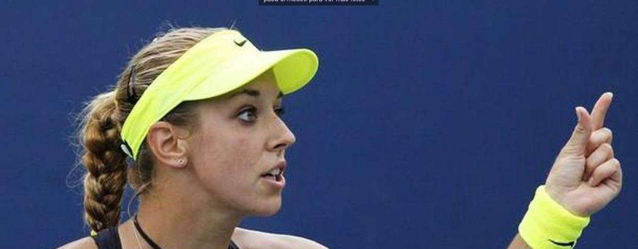 Germany's Sabine Lisicki hopes to make her big breakthrough at the Open.