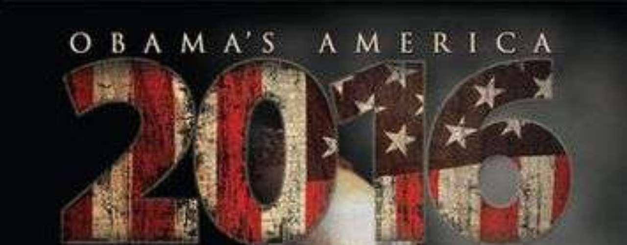 2016: Obama's America (2012): Este martes, los republicanos aprovecharon su visita a la ciudad de Tampa, en Florida, para tomar un descanso a la Convención Nacional del partido y llenar los cines. El motivo es el nuevo documental sobre el actual presidente demócrata, Barack Obama, llamado \