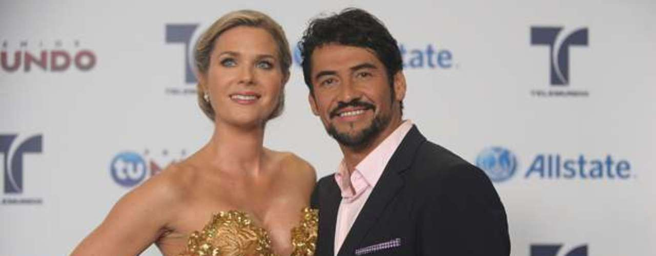 El dúo dinámico de esposos, Gabriel Porras y Sonya Smith