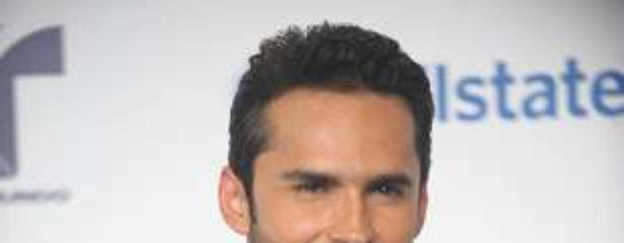Fabian Rios, 'extremely hot' como dirían los anglosajones. ¡Que guapo!
